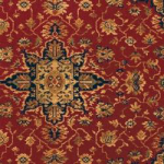 Bazaar Red Broadloom - 1/30368