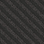 Dark Grey-989 Diagonal Relief Tile