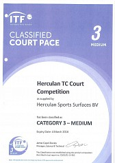 Herculan Tc Court competition